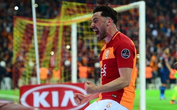 G.Saray maçı ÖZETİ İZLE, GS Başakşehir golleri, pozisyonları (GS maçı)
