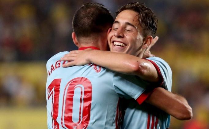 Fenerbahçe'den Emre Mor'un transferi için Ozan Tufan teklifi