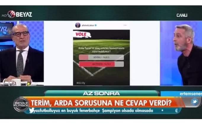 Abdülkerim Durmaz'dan Arda Turan taklidi!