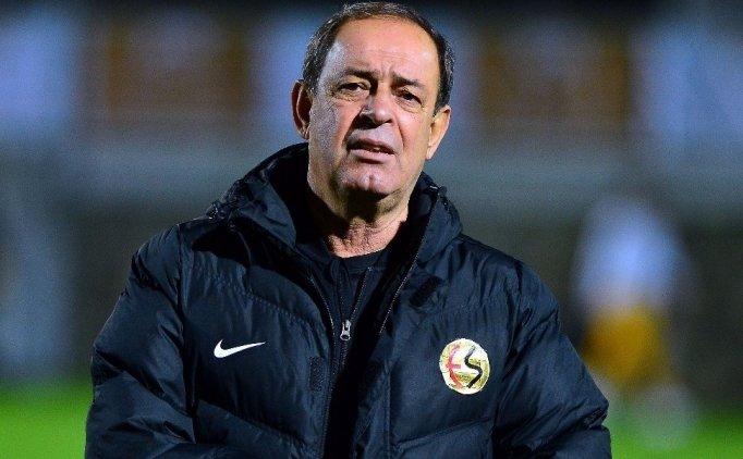 Yücel İldiz: 'Eskişehirspor'a istikrar getirmeye çalışıyoruz'