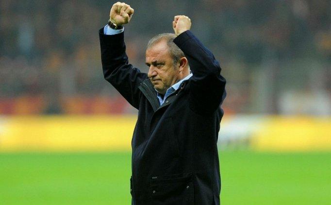 Terim'den uyarı; 'Fenerbahçe'yi düşünmeyin'
