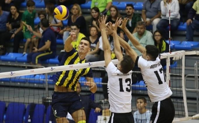 Filede Beşiktaş - Fenerbahçe derbisi heyecanı