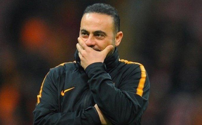 Hasan Şaş, Antalya maçında kulübede kesik yedi