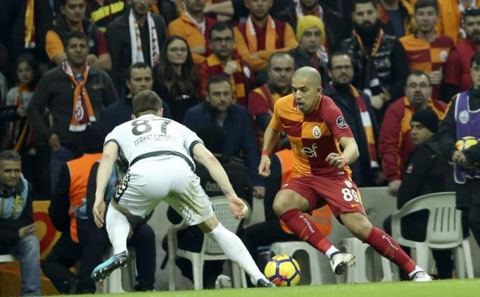 Sinan Gümüş'ün golü GS Konyaspor maçı özeti, Galatasaray maçı kaç kaç bitti?