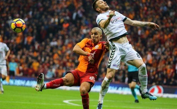 GS Konyaspor maç özeti İZLE Galatasaray Konyaspor maçı golleri