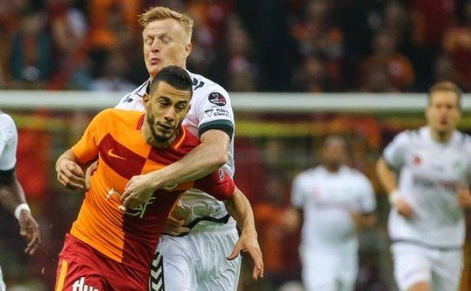 GS maçı ÖZETİ İZLE Galatasaray Konyaspor maçı geniş özeti