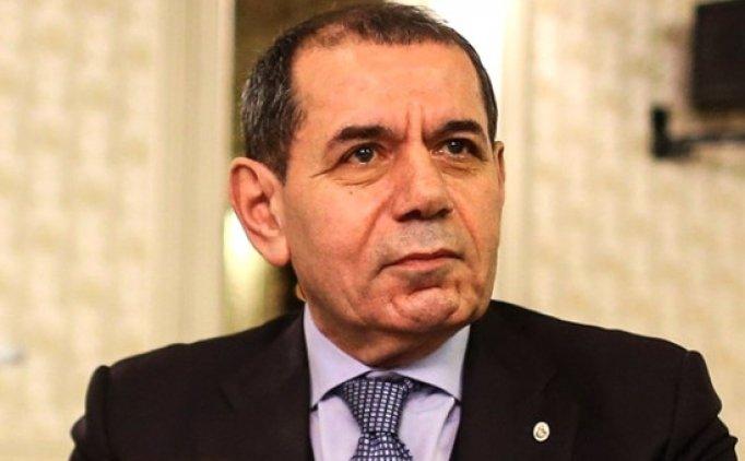 Dursun Özbek: 'Bir kuruş tahsil etmedim, etmeyeceğim'