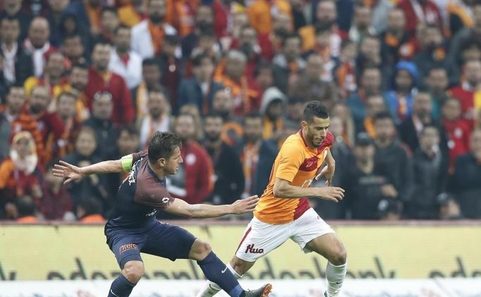 Galatasaray Başakşehir ÖZETİ, Galatasaray golleri