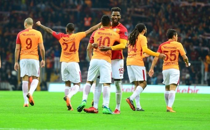 MAÇ ÖZETİ Galatasaray 2-0 Başakşehir golleri izle, Galatasaray maç özeti