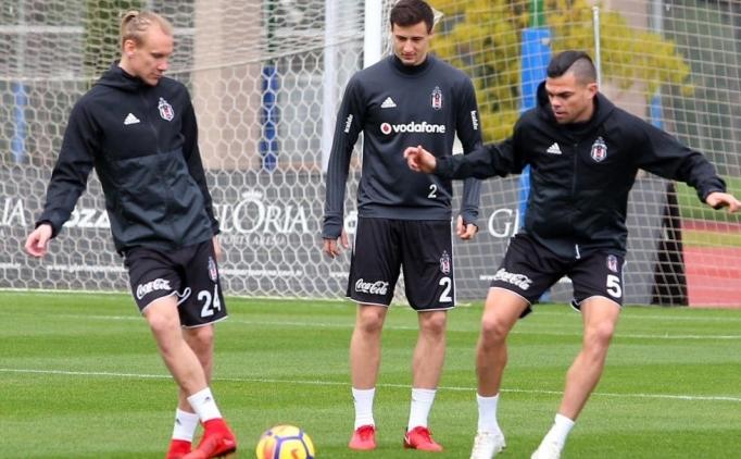 Beşiktaş'ta Domagoj Vida'nın dikkat çeken performansı