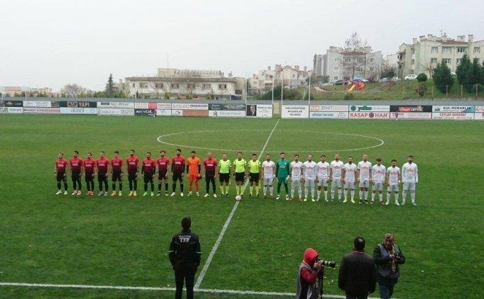 3. Lig'de 12 gollü maç! Gölcükspor 6-6 Pazarspor