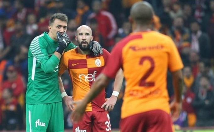 Galatasaray ile transfer görüşmesi