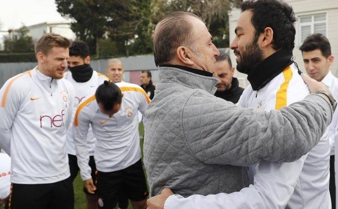 Galatasaray'da yerli futbolculardan büyük fedakarlık