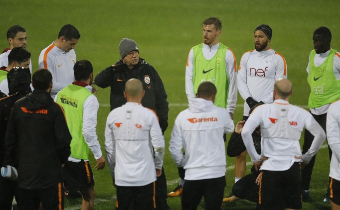 Galatasaray'da Fatih Terim'i düşündüren olay