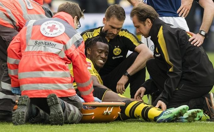 Dortmund'da Michy Batshuayi şoku!