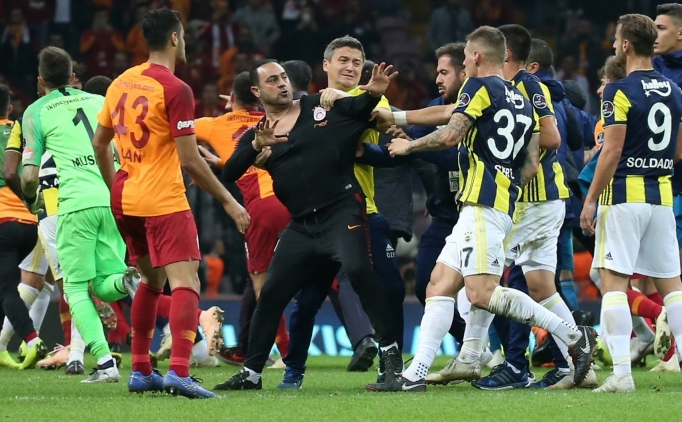 'Hasan Şaş istifa etti! Fatih Terim istifayı önledi'