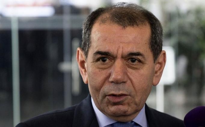 Dursun Özbek'ten gönderme; 'Ne oldu, hepsi tüydü'