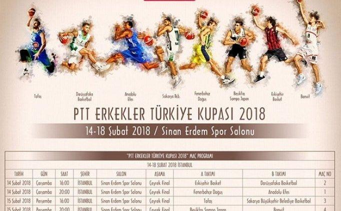 Potada Türkiye Kupası heyecanı
