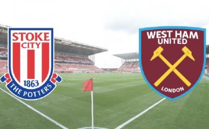 West Ham Stoke City maçı canlı hangi kanalda saat kaçta?