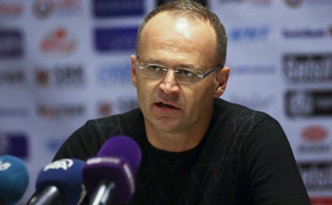 İrfan Buz'dan maç sonunda Göztepe'ye tebrik
