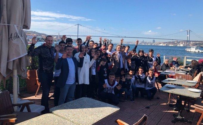 Beşiktaş Kulübü, Kilisli çocukları ağırladı