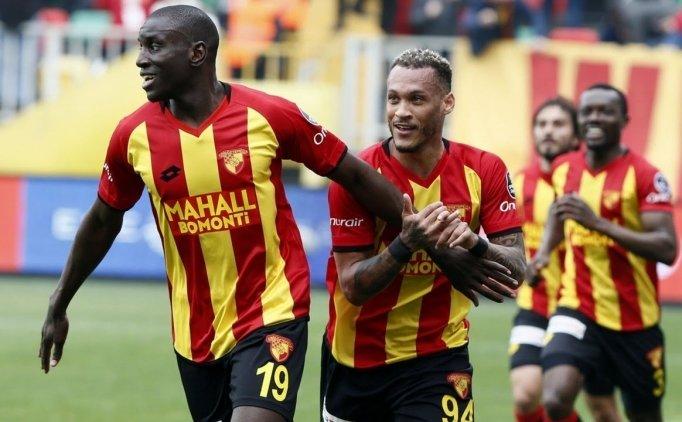 Göztepe 3 eksikle Antalyaspor'u ağırlıyor