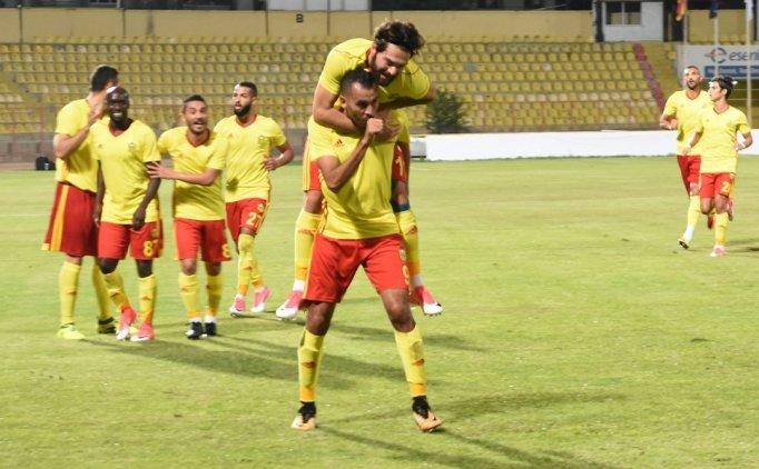 Yeni Malatyaspor'lu Murat Yıldırım: ''Üst sıralara bakmak istiyoruz''