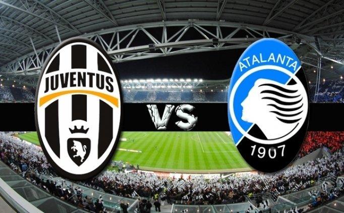 Juventus Atalanta maçı canlı hangi kanalda saat kaçta?