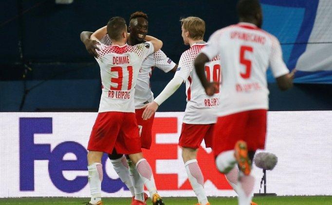 Zenit 1 Leipzig 1 Maç Özeti Ve Golleri 15 Mart