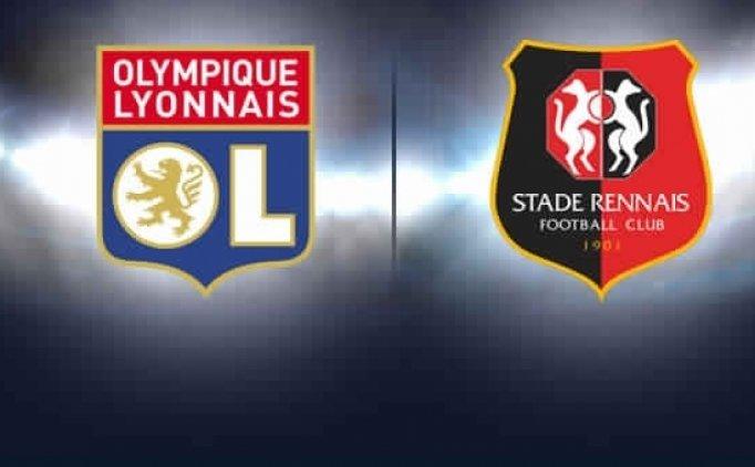 Lyon Rennes maçı canlı hangi kanalda saat kaçta?