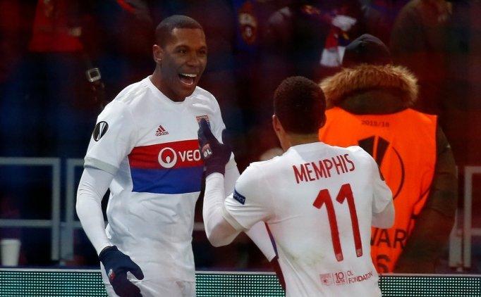 Marcelo Guedes attı, Lyon kazandı!