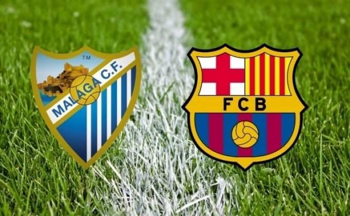 Malaga Barcelona MAÇI CANLI hangi kanalda saat kaçta?