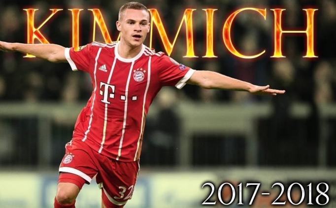 Harika çocuk Kimmich'in 100 milyon eurodan fazla edeceğinin kanıtı