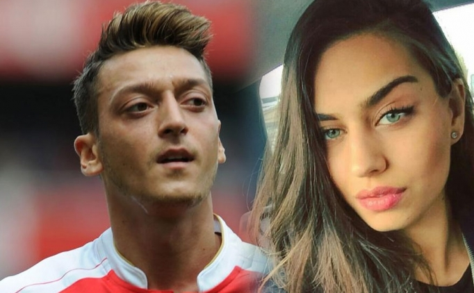 Amine Gülşe kimdir? Mesut Özil'in sevgilisi Amine Gülşe kimdir? Nereli? Türk mü?