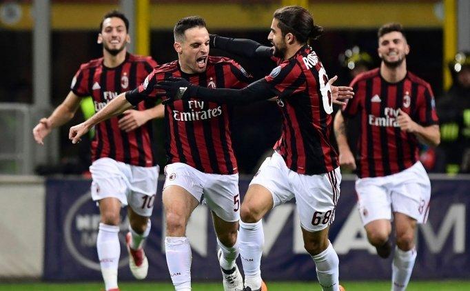 Milan'dan Arsenal yorumu! ''Onlar için üzüldük''