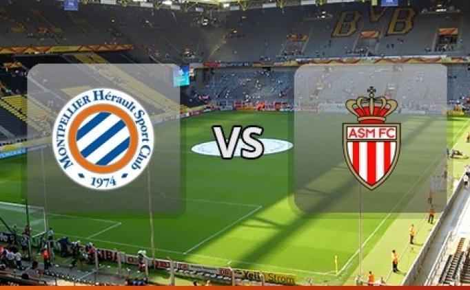 Montpellier Monaco maçı CANLI hangi kanalda saat kaçta?