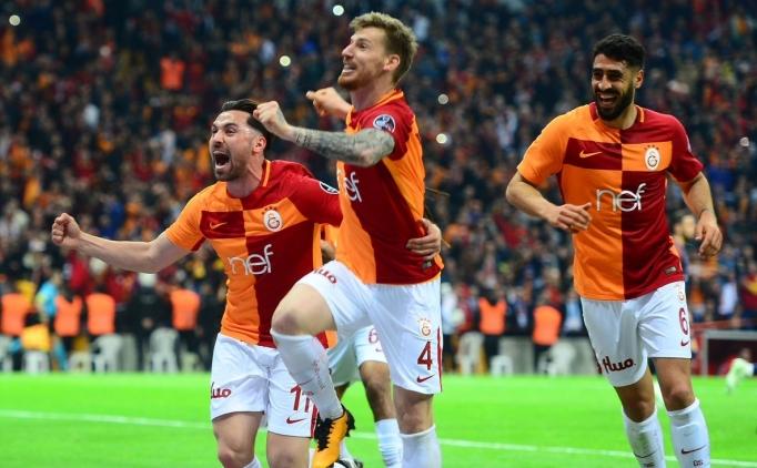 GS Başakşehir maçı golleri İZLE Galatasaray Başakşehir özet ve pozisyon