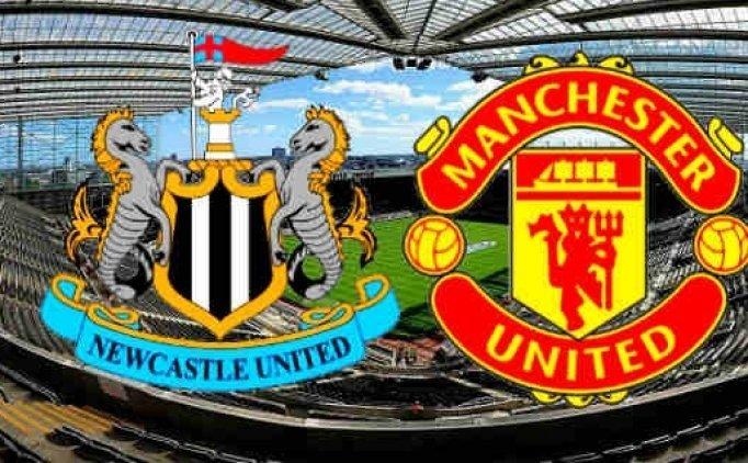 Newcastle Manchester United maçı canlı hangi kanalda saat kaçta?