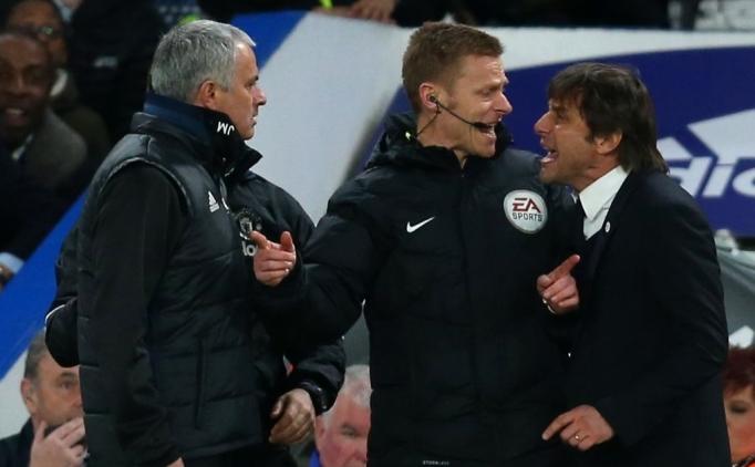 Mourinho - Conte savaşı bitmiyor!