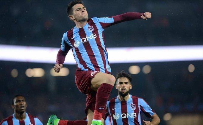 Trabzonspor'lu Okay 100. maçına çıkıyor