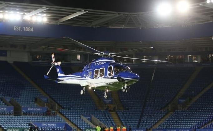 Leicester City başkanının öldüğü kazanın nedeni belli oldu