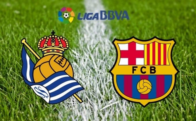 Real Sociedad Barcelona maçı CANLI hangi kanalda saat kaçta?