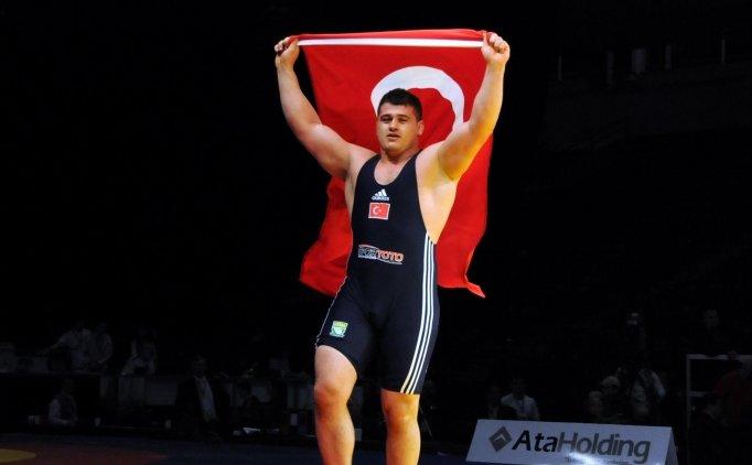 Rıza'nın hedefi olimpiyat şampiyonluğu