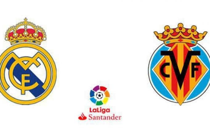 Real Madrid Villarreal maçı CANLI hangi kanalda saat kaçta?