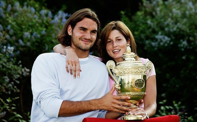 Roger Federer: 'Eşim olmasaydı, ben de olmazdım'