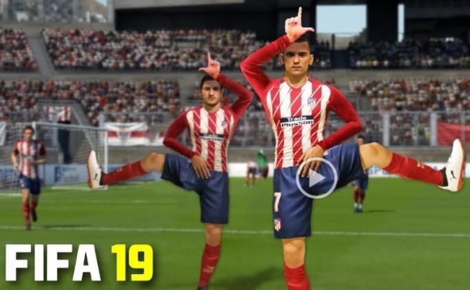 FIFA19 ile gelen yeni gol sevinçleri