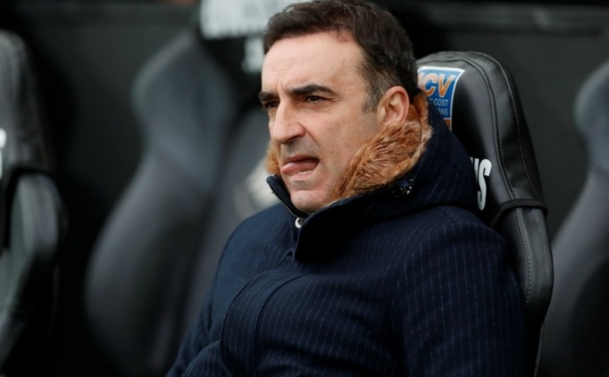 Carvalhal'li Swansea yine kazandı! 7. maçta...