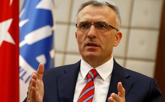 Maliye Bakanı Ağbal: 'Kulüpler vergisini ödesin ki...'