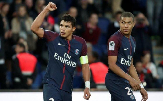 PSG, Real Madrid'in acısını Metz'den çıkardı