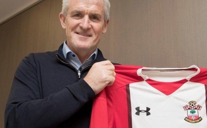 Southampton'da yeni menajer belli oldu